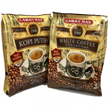 Cawan Mas 3-in-1 Coffee (Hazelnut)